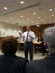 Johnathan Harris - Governor of Connecticut - endorsed by the West Hartford Democrats