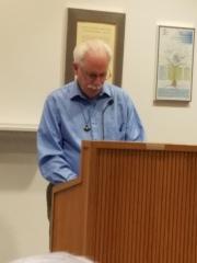 WHDTC Secretary Steve Derby